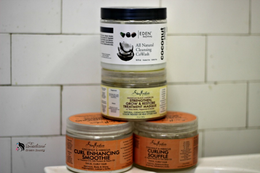 fine natural hair products
