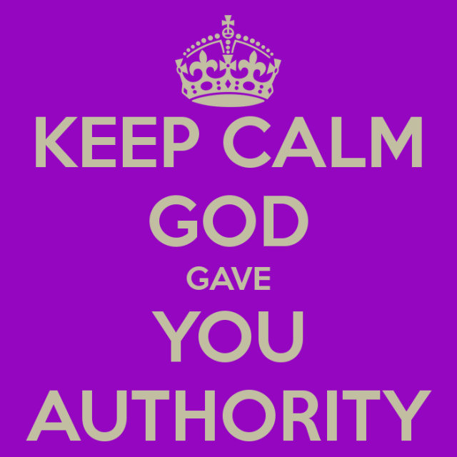 god given authority