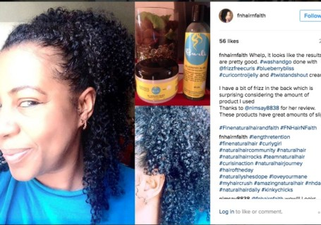curls blueberry bliss product review