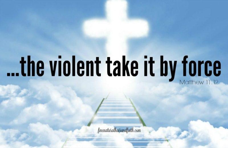 faith and the kingdom of heaven