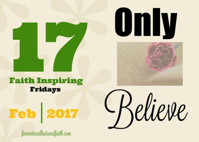 faith only believe