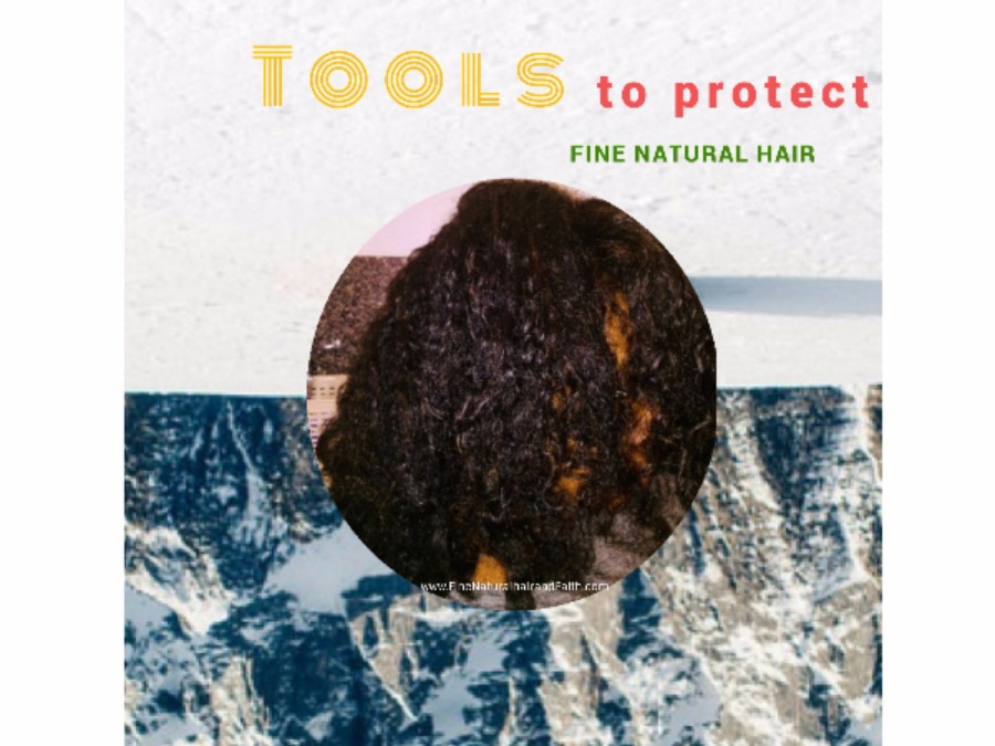 how to protect your natural hair in the winter