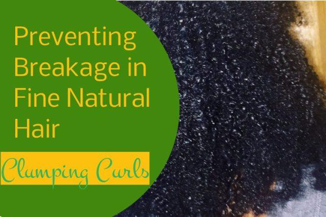 preventing breakage in fine hair