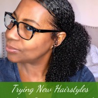 NEW BEGINNINGS: Try New Hairstyles