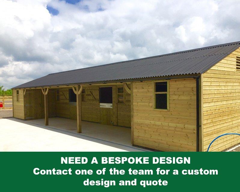bespoke design from finer stables