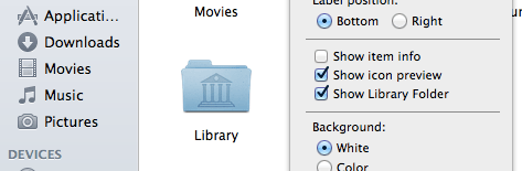 iTunes 11 added a 'Home Videos' category