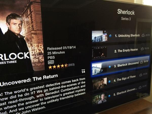 Apple TV episode list