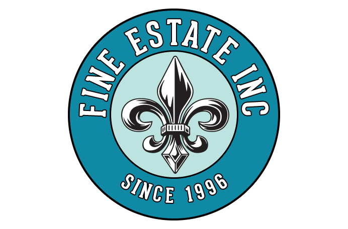 Fine Estate Sales and Auction Company Logo