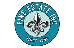 Fine Estate Sales and Auction Company Logo