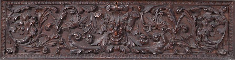 RJ Horner Cabinet Detail 3