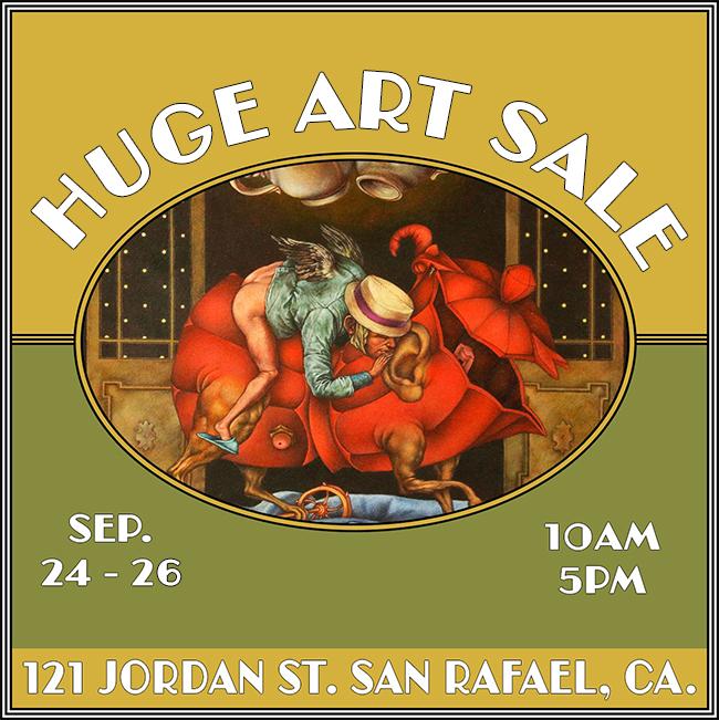huge art sale 650