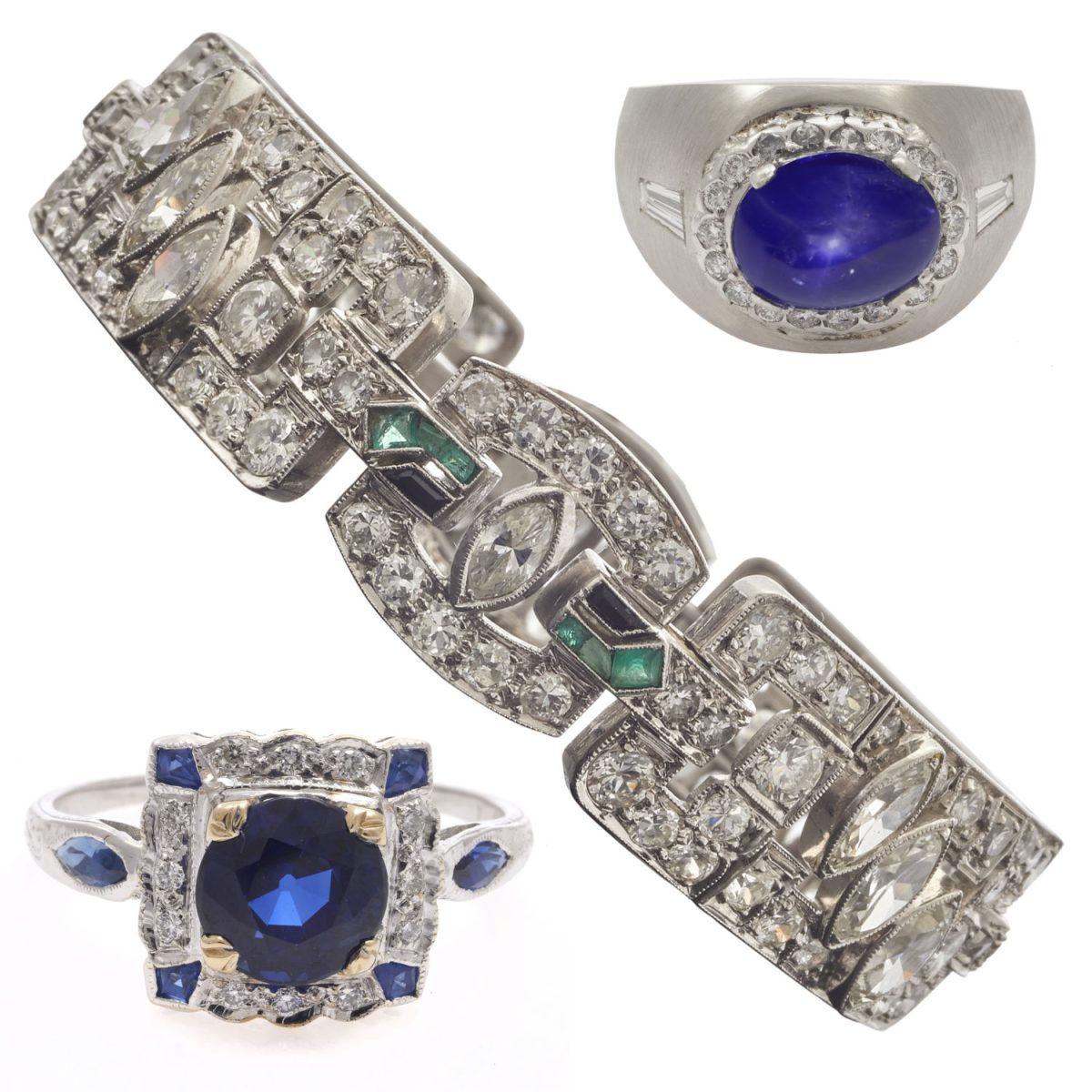 Very Fine Selecton of Estate Jewelry