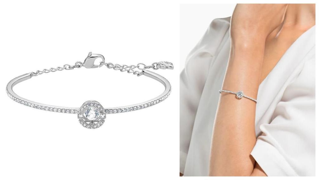 julklapptips till flickvännen: sparkling dance armband från swarovski