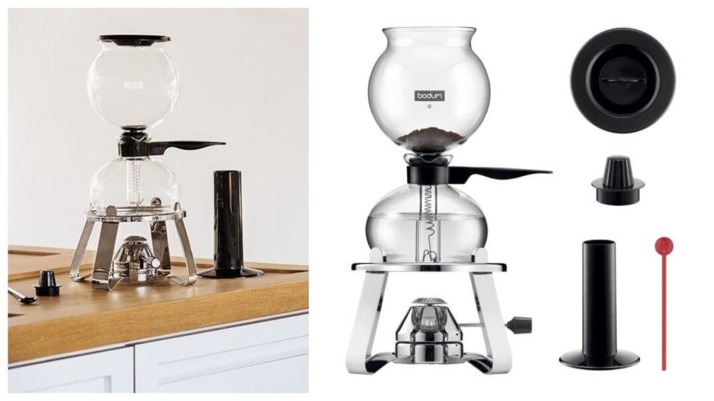 Presenttips till honom: Bodum, Pebo Set Kaffebryggare