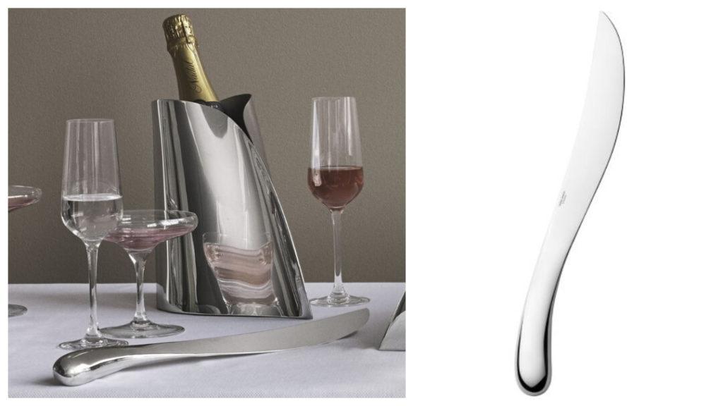 Presenttips till honom: Georg Jensen, Indulgence Champagnesabel 44 cm