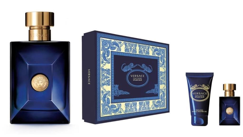 julegavetips til mannen: Dylan Blue Pour Homme fra Versace