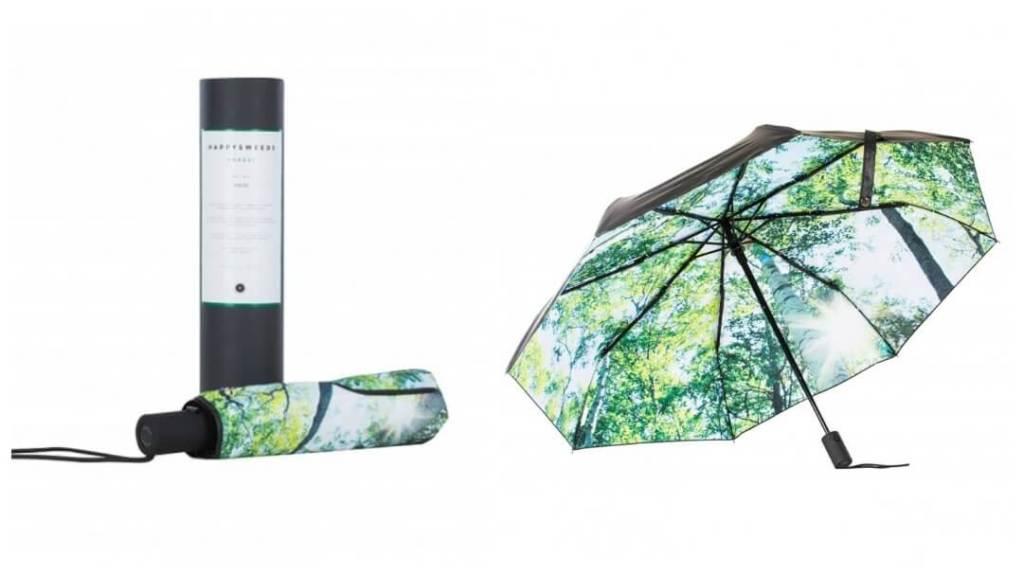 Paraply skog - Gavetips til kjæresten