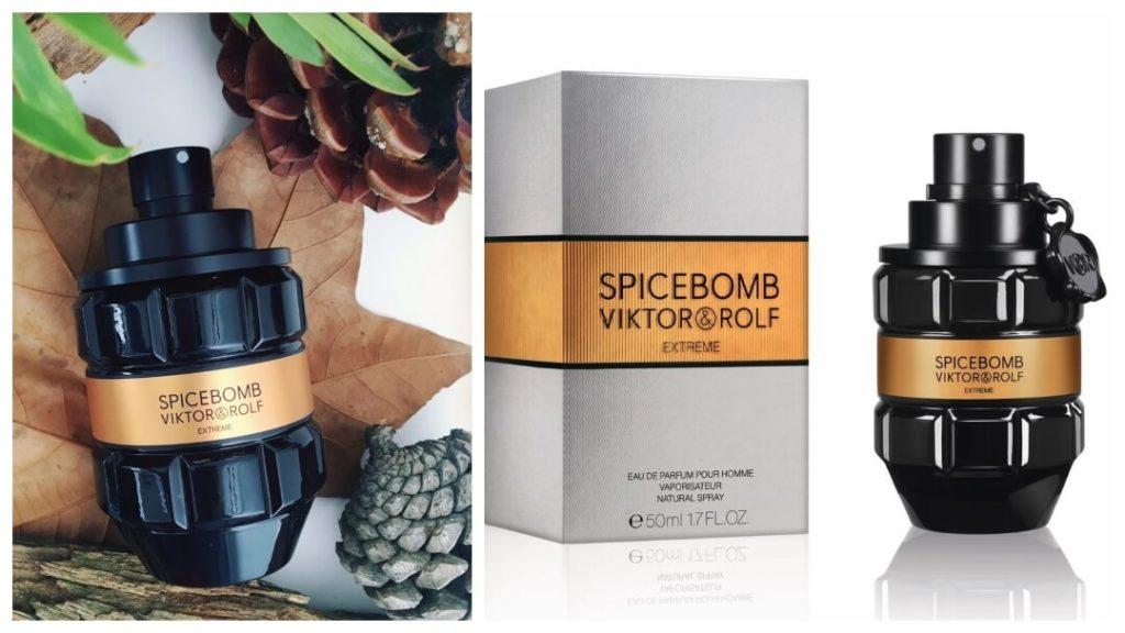 Presenttips till honom: Viktor&Rolf, Spicebomb Extreme EdP