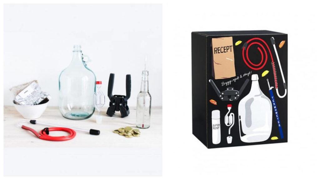30 års present: Brygg din egen öl kit