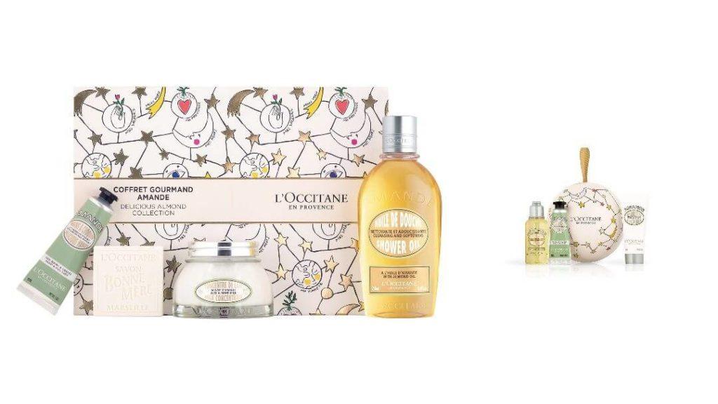 Presenttips till flickvän: Presentbox L'Occitane