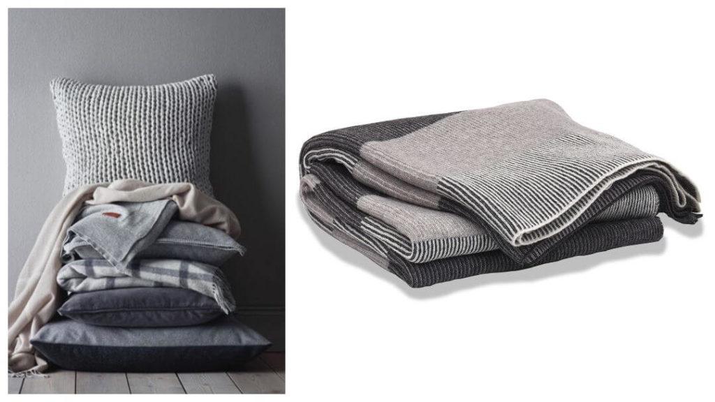 tips på förlovningspresent: Gant knit pläd