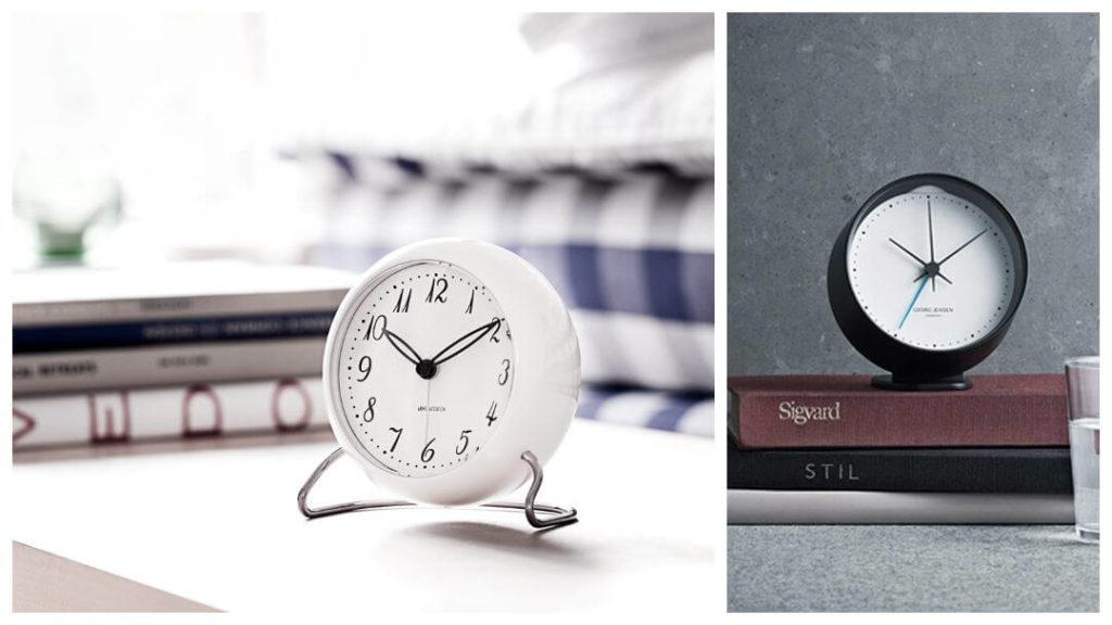 examenspresent: LK väckarklocka Arne Jacobsen