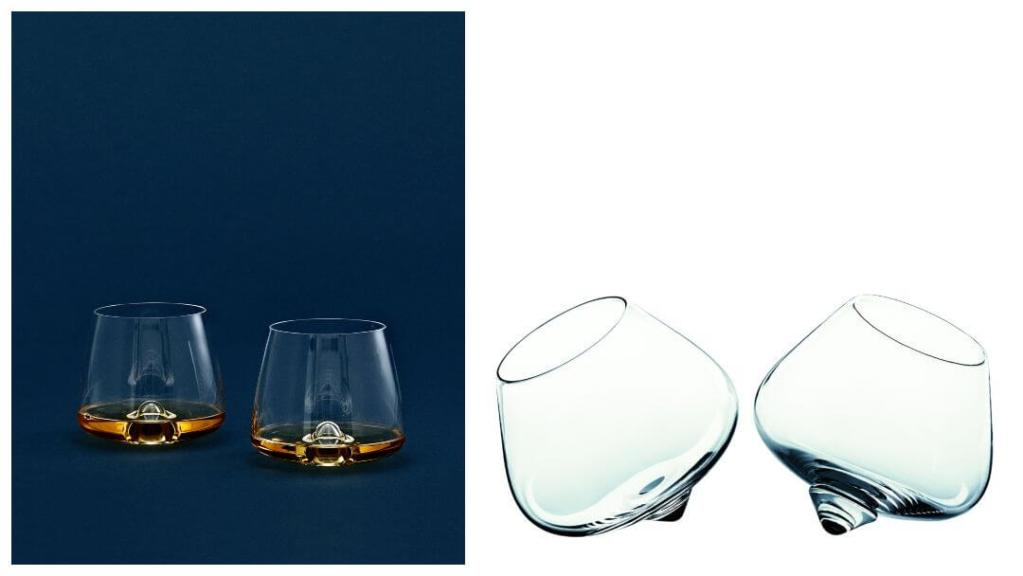 whiskyglas hos fineshelf: Normann Copenhagen