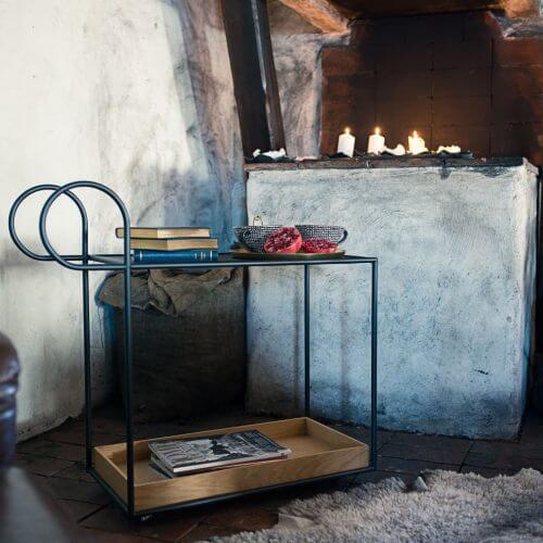 Present till föräldern med ett öga för design: Klong serveringsvagn