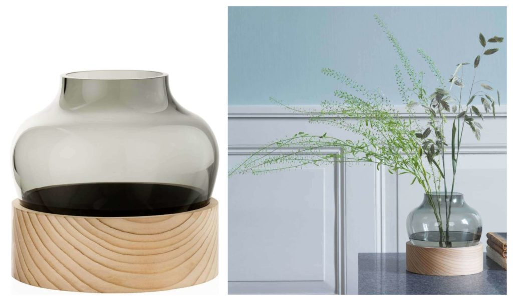 25 års present: Vas från Fritz Hansen