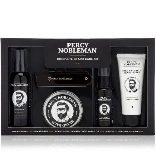 Ännu ett julklappstips till honom som har skägg: Complete beard kit från Percy Nobleman