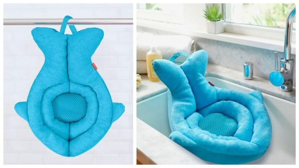 Moby badestøtte fra Skip Hop - Gavetips til babyshower