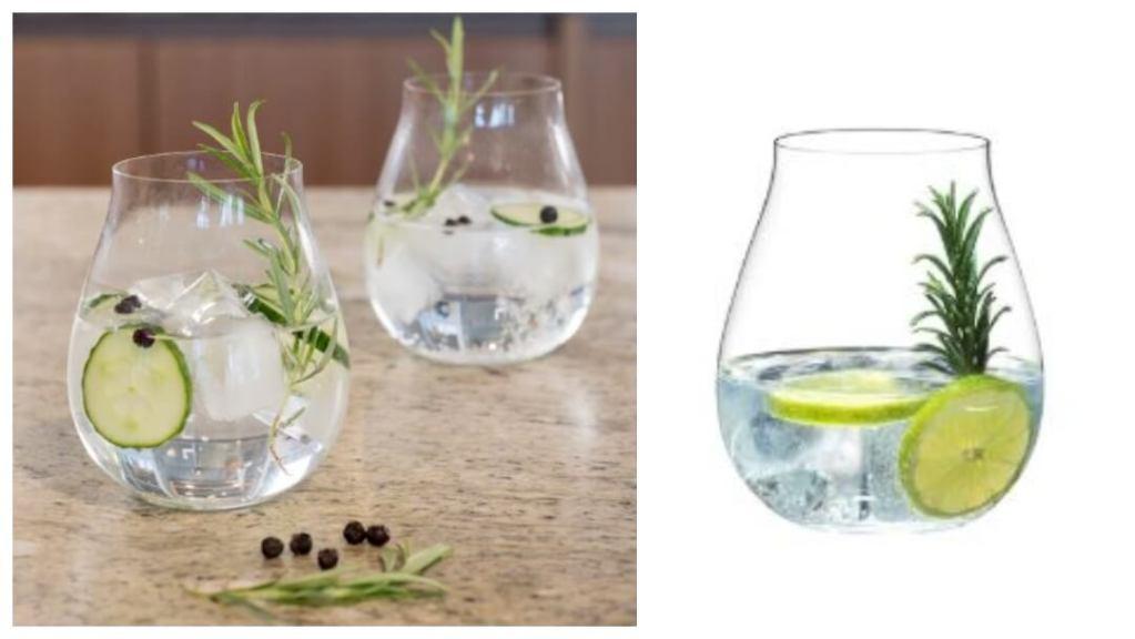 O Wine Gin & Tonic-sett fra Riedel - Gavetips til bryllupsdagen