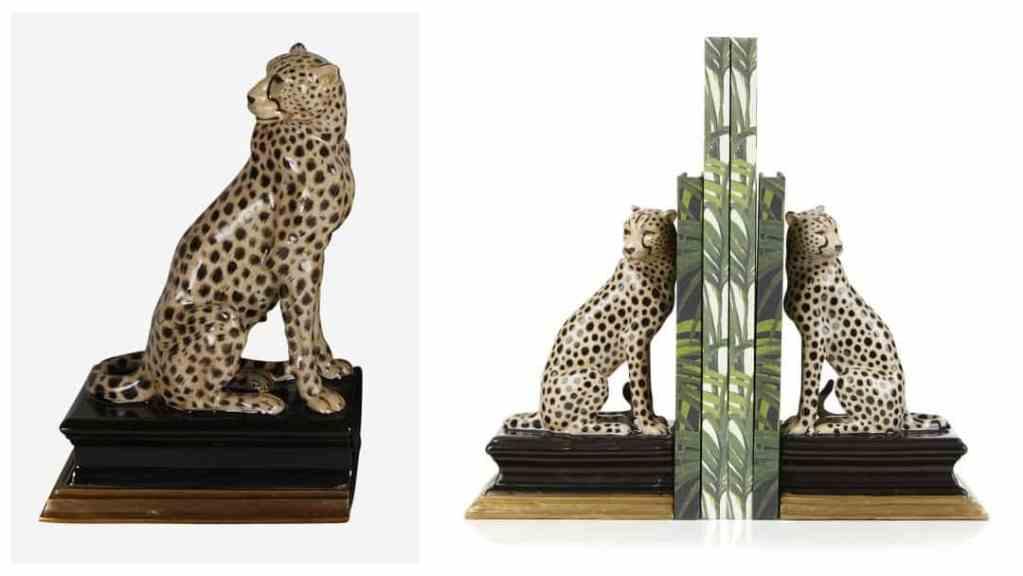 Gavetips til 30-årsdagen: Bokstøtte Cheetah fra House of Hackney