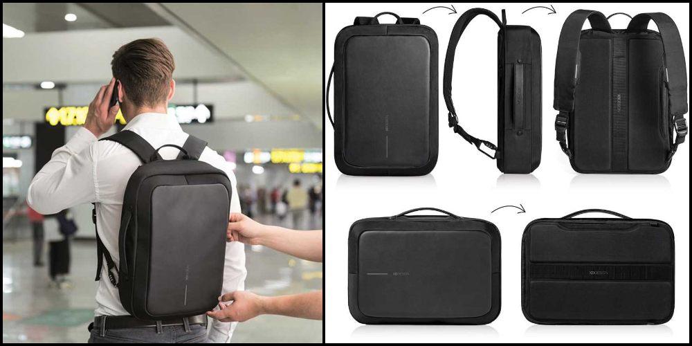 Anti-stöld väska