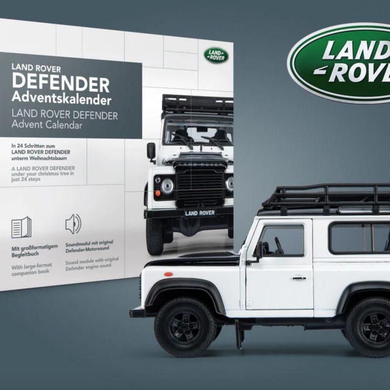 Land Rover julekalender