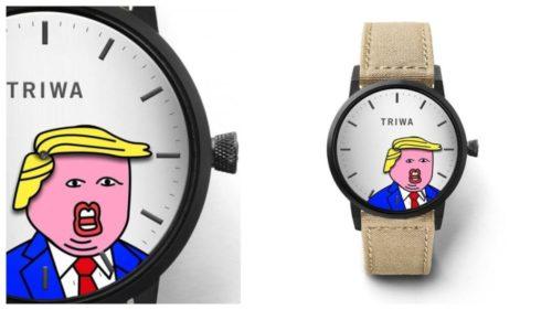 Comb-Over klokke fra Triwa - Gavetips til kjæresten