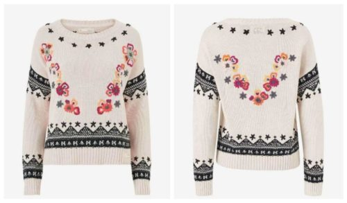 Gaveidé til henne: My Dear Sweater fra Odd Molly