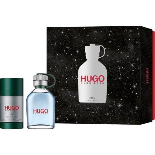 Hugo Man Gavesett til ham