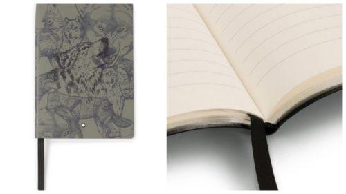 Gavetips til han - Montblanc notatbok