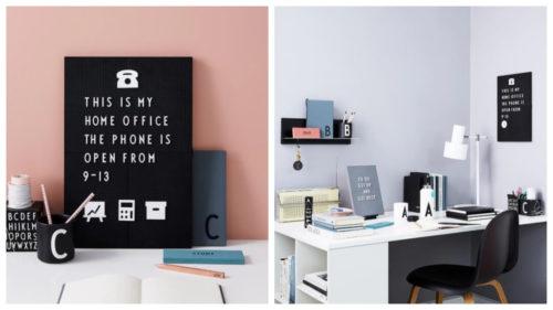 30 presenttips till familjen 2019: Anslagstavla från Design Letters
