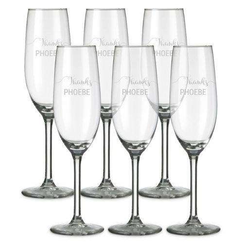 Glas - Champagne