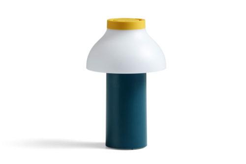 Portable Led Lampe Ocean Green