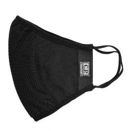 Knit Face Mask Black