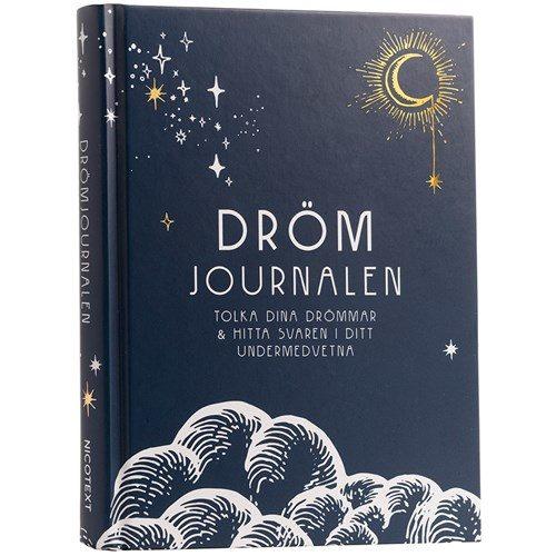 Häftig drömjournal med unik design