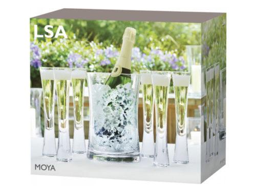 Champagneglass & Vinkjøler