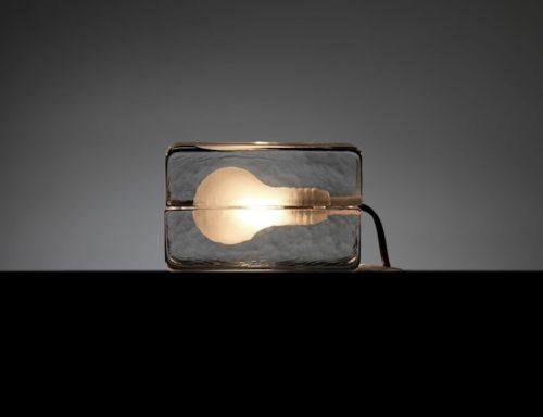 Block Lampe Klar Mini