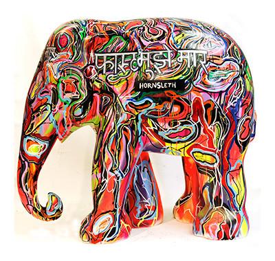 Gavetips 40 år - Mujhe Jaldi Mara kunst