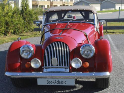 Gavetips 40 år - Lei en klassiker - med sjåfør