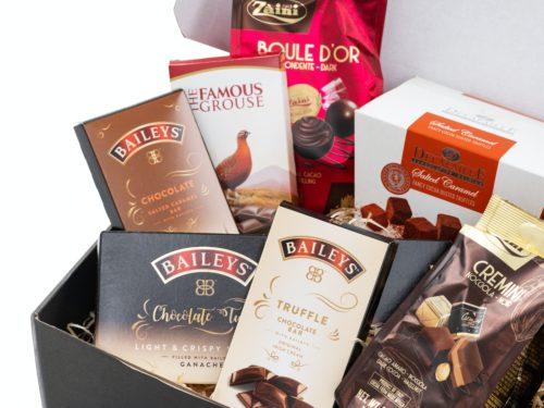 Chokladlåda – Med extra kärlek