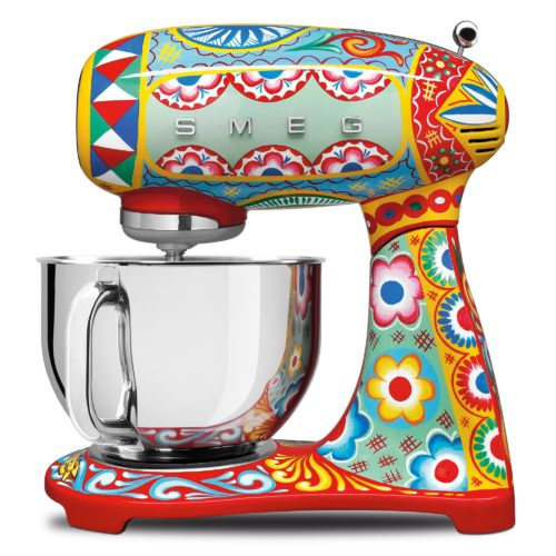 Smeg Dolce & Gabbana Køkkenmaskine 4,8 Liter